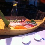 Makiman Sushi boat for 2