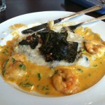 my shrimp n' grits