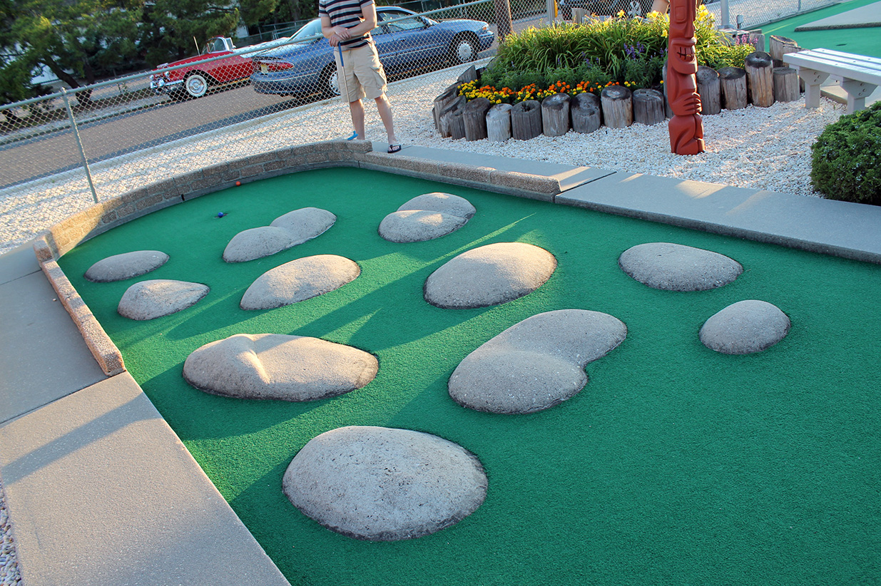 mini golf obstacle ideas viewing gallery