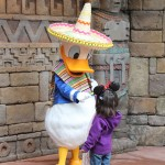 I love Donald in The Three Caballeros!
