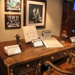 Walt Disney: One Man's Dream. It's like a museum of Disney!
