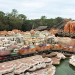 Big Thunder Mountain Railroad, my favorite ride as a kid