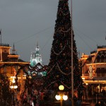 Main Street, looking toward Cinderella Castle