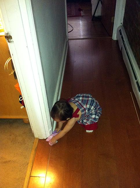 M helping laundry 002